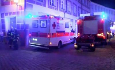 Germany suicide bombing: Responsibility claimed