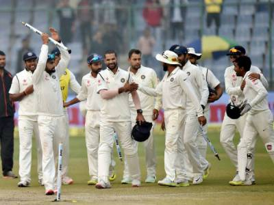 India-West Indies first test match final scoreboard