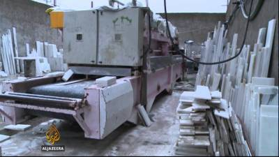 Marble, Granite sector exports: Government initiatives
