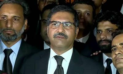 President Supreme Court Bar speaks on extension in rangers powers issue