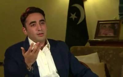 Bilawal praises outgoing Sindh CM Qaim Ali Shah
