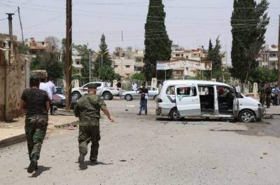 Double bomb attack in Syrian Kurdish city