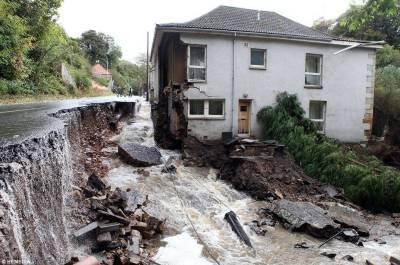 Flood, landslides play havoc in Nepal