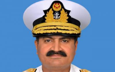 Pakistan Navy Commodore promoted as Rear Admiral