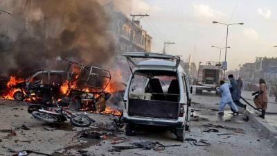 Bomb blast in Quetta near official vehicle