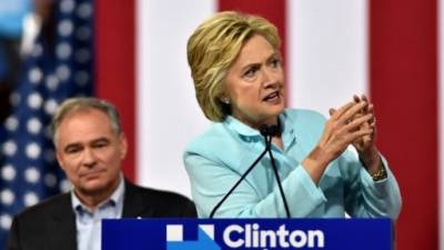 Clinton camp says Trump encouraging foreign espionage in USA