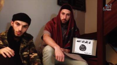 France church attackers identity revealed