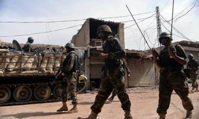 Frontier Corps arrest top Militant commander
