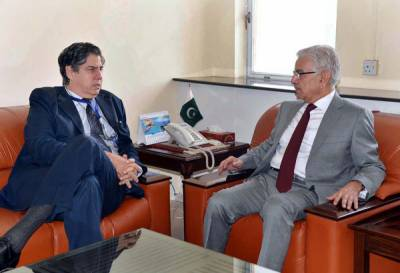 Italian Ambassador shows investment interest in various sectors of Pak economy
