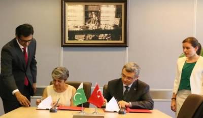 Pakistan - Turkey FTA negotiations in Ankara