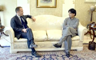 Pakistan - UK intends close coordination in diverse fields