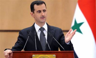 Syria's Assad offers amnesty to rebels who surrender