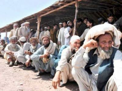 Waziristan TDPs return back from Khost, Afghanistan