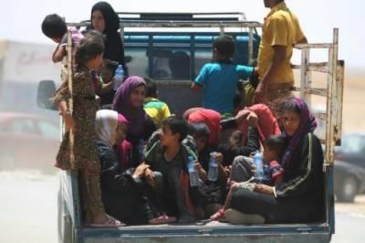 Iraqi humanitarian crisis further worsens