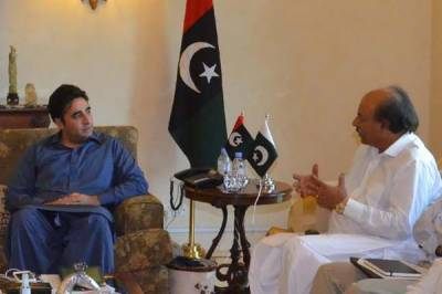 Bilawal Bhutto briefs Sindh cabinet members on party policy