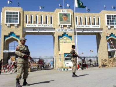 Border management with Afghanistan is essential part of Pak counter terrorism policy