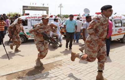CM Sindh first order in office: Rangers Powers extended in Karachi