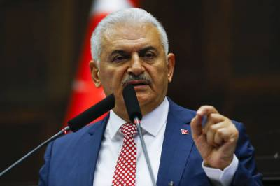 Gulen elements 'cleaned' from military; says Turkish PM