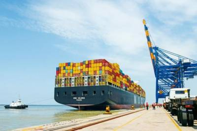 India starts country's first Trans-shipment port to cater Gwadar
