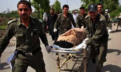 Khyber Agency bomb attack