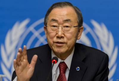 UN chief calls for worldwide truce ahead of Olympic Games
