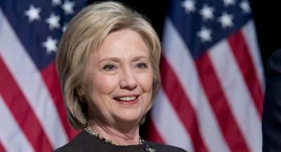 Clinton blames Trump as 'national security threat
