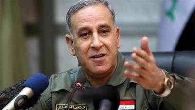 ISIS leaders fleeing Iraq towards Syria; claims Iraqi defence minister