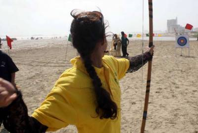 Karachi Beach Games: A sigh of relief for Karachites