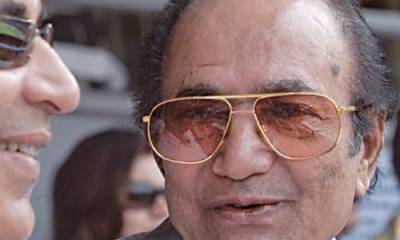 Legendary Cricketer Hanif Muhammad in trouble