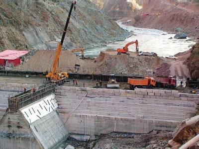 Neelum Jhelum Hydro Project: Transmission lines work update