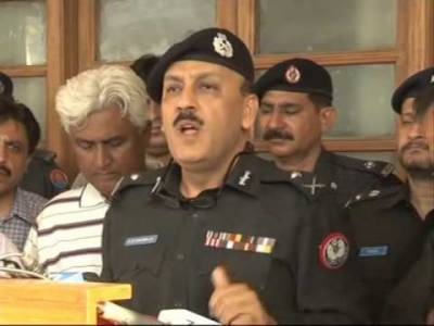Sindh Police officers told to be disciplined