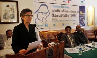 Australian Government to collaborate with Baluchistan government