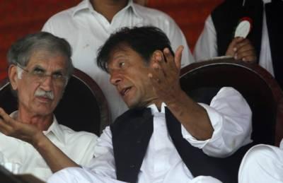 Cracks appear between PTI Chairman Imran Khan and CM KPK