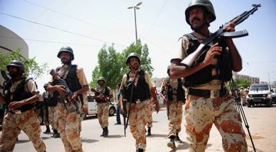 Federal Government and Sindh at loggerheads over Rangers Powers issue