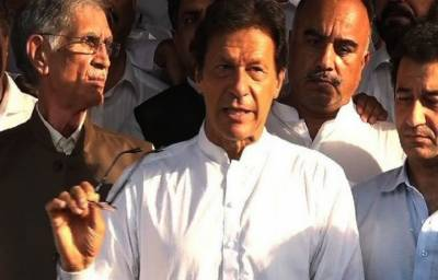 Imran Khan takes government to task over Indian brutalities in IOK
