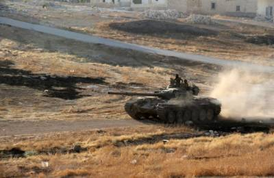Syrian regime retakes key positions from Rebels in Aleppo