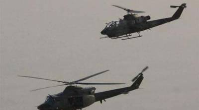 Is Afghanistan cooperating with Pakistan over the Helicopter issue