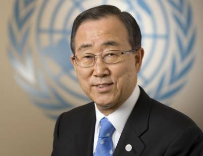 Who is going to be the new UN Secretary General?