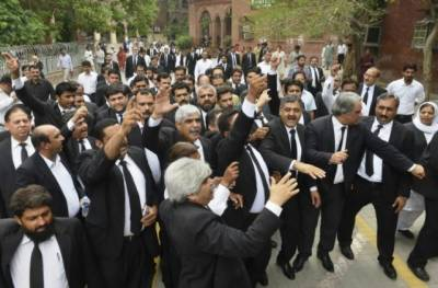 Quetta Blast: Supreme Court Bar Association observes 7-day mourning