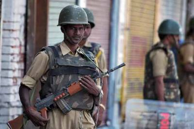 Indian Police forcibly shuts down JI relief camp in IOK
