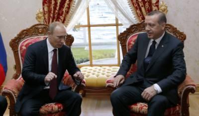 Putin - Erdogan meeting in Moscow termed landmark