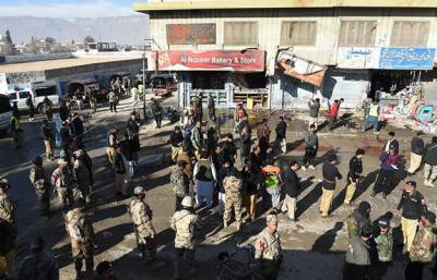 Slain suspects had links with perpetrators of Quetta attacks: DIG