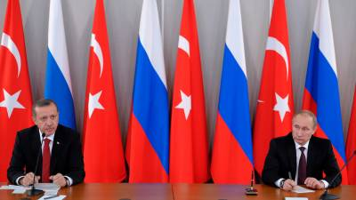 Turkey and Russia once again become ally in Syria