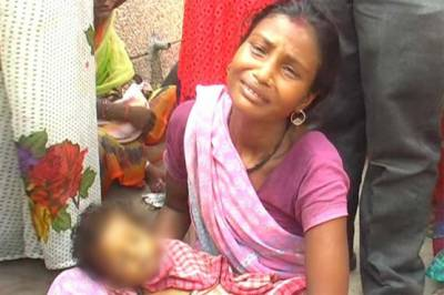 Indian baby dies as government hospital demands bribe for treatment