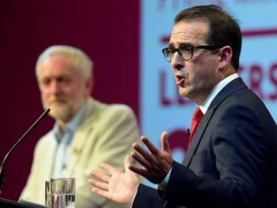 Britian's Labour Party changes voting rules for leadership contest