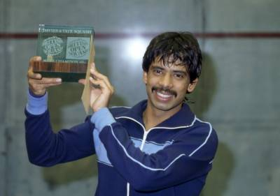 Jahangir Khan for proposes Squash improvement plan for Pakistan