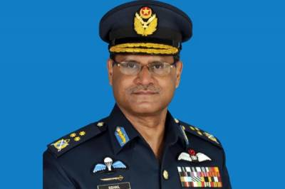 PAF Chief urges nation to promote national unity for motherland