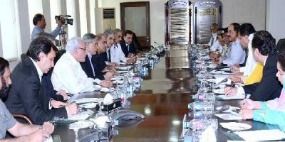 SAARC finance ministers conference : Arrangements reviewed by Ishaq Dar
