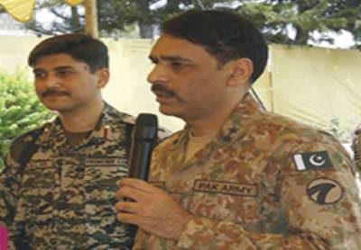 Youth is the future and nation builders of Pakistan: GOC