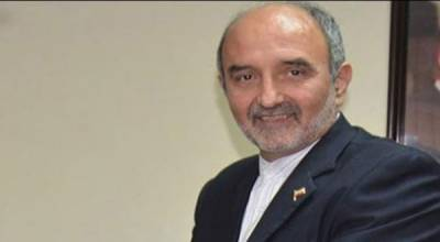 Ambassador of Iran discusses bilateral relations with KP Governor